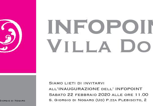 Inaugurazione Infopoin
