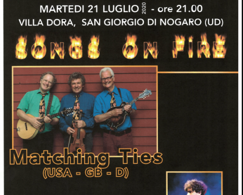"Concerto ""Matching Ties"""