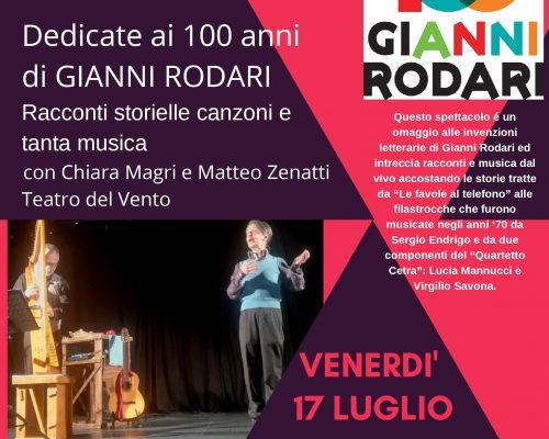 Filastrocche musicali dedicate a Rodari