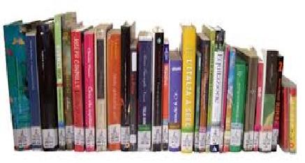 Servizio di prestito in Biblioteca