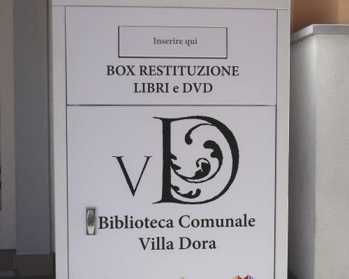 BOX PER LE RESTITUZIONI